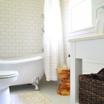 Breezy & Bright: Master Bathroom Detail
