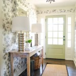 Breezy &amp; Bright: Foyer