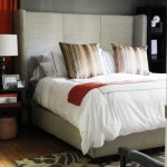 Swanky & Warm: Bedroom