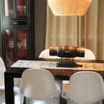Swanky &amp; Warm: Dining Room