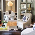 Swanky &amp; Warm: Living Room Alt