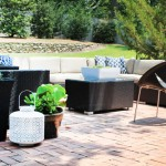 Swanky & Warm: Patio